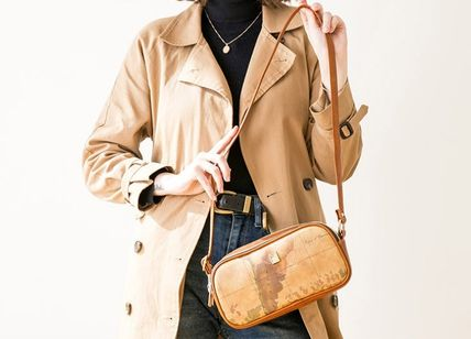 PRIMA CLASSE Shoulder Bags Casual Style Street Style Shoulder Bags 3