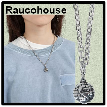 Raucohouse Unisex Street Style Necklaces & Chokers