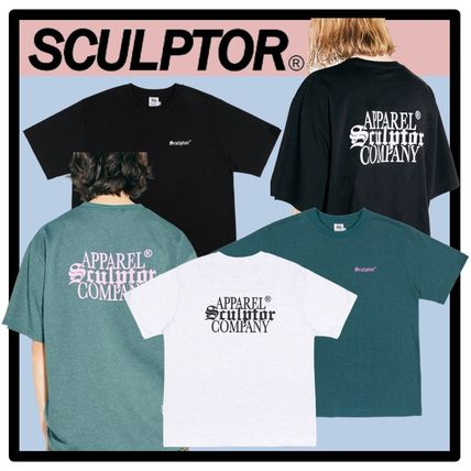 SCULPTOR More T-Shirts Unisex Street Style Short Sleeves T-Shirts