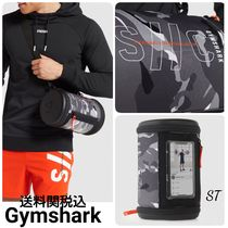 GymShark Unisex Blended Fabrics Street Style Activewear Bags