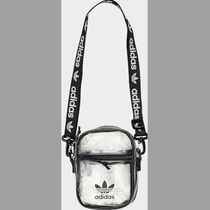 adidas Casual Style Plain Crystal Clear Bags Crossbody Logo