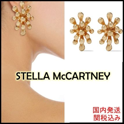 Casual Style Party Style Brass Elegant Style Bridal Earrings