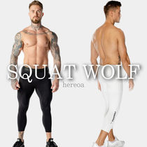 SQUAT WOLF Activewear Bottoms