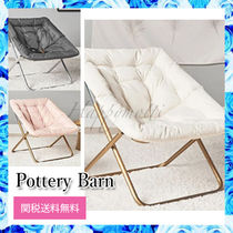 Pottery Barn Icy Color Table & Chair
