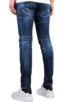 D SQUARED2 More Jeans Unisex Street Style Cotton Jeans 5