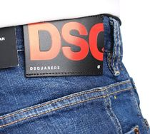 D SQUARED2 More Jeans Unisex Street Style Cotton Jeans 6
