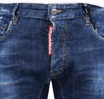 D SQUARED2 More Jeans Unisex Street Style Cotton Jeans 7