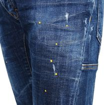 D SQUARED2 More Jeans Unisex Street Style Cotton Jeans 8