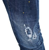 D SQUARED2 More Jeans Unisex Street Style Cotton Jeans 9
