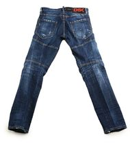 D SQUARED2 More Jeans Unisex Street Style Cotton Jeans 17