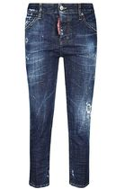 D SQUARED2 More Jeans Unisex Street Style Cotton Jeans 18