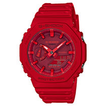 CASIO Casual Style Street Style Round Digital Watches