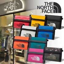 THE NORTH FACE Unisex Street Style Logo Coin Cases