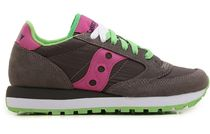 SAUCONY Suede Low-Top Sneakers