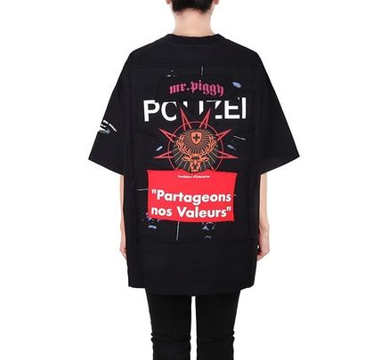 VETEMENTS More T-Shirts Unisex Street Style Short Sleeves T-Shirts 3