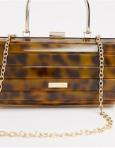 SKINNYDIP Casual Style 2WAY Chain Clutches
