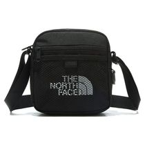THE NORTH FACE WHITE LABEL Unisex Street Style Plain Purses Crossbody Logo Bucket Bags