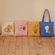 KAKAO FRIENDS Unisex A4 Shoppers