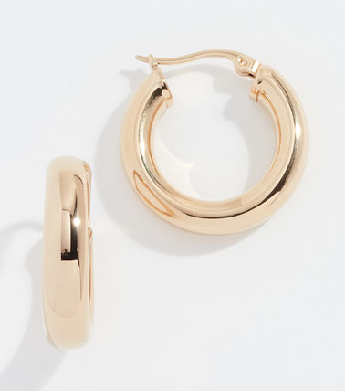 Casual Style Street Style Party Style Silver Brass 18K Gold