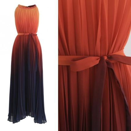 Casual Style Maxi Long Party Style Dresses