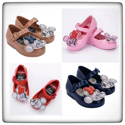 Collaboration Oversized Baby Girl Shoes