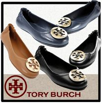 Tory Burch Casual Style Street Style Flats