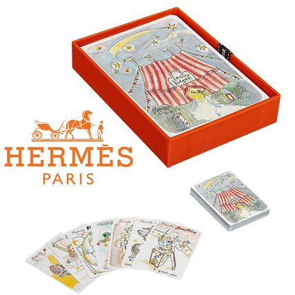 HERMES Cirque Roberto Playing Cards