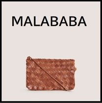 Malababa Casual Style Leather Elegant Style Crossbody Shoulder Bags