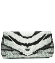 Dries Van Noten Zebra Patterns Casual Style Party Style Office Style