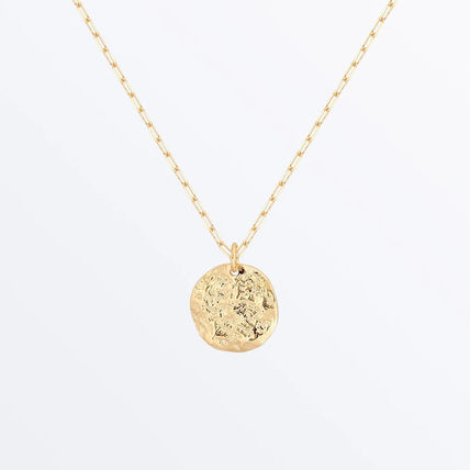 Casual Style Coin Chain Party Style Brass Office Style
