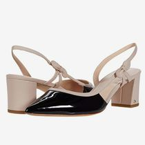 kate spade new york Casual Style Leather Office Style Elegant Style