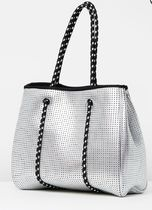 Prene Bags Casual Style A4 2WAY Plain Office Style Formal Style  Totes