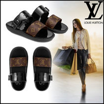 Louis Vuitton Sunbath Flat Mule