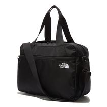THE NORTH FACE Unisex Street Style Logo Boston Bags