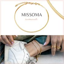 MISSOMA Costume Jewelry Casual Style Blended Fabrics Party Style