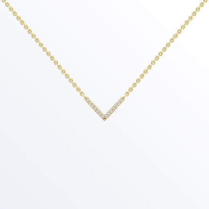 Casual Style Brass 14K Gold Elegant Style Formal Style