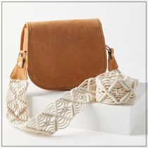 Urban Outfitters Casual Style Suede Plain Crossbody Shoulder Bags