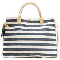 IL BISONTE Casual Style Canvas Totes