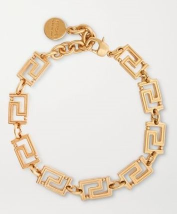 VERSACE Party Style Elegant Style Formal Style  Anklets