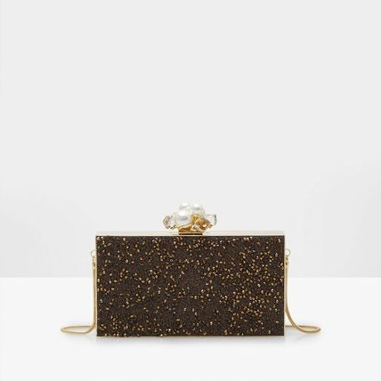 Purificacion Garcia Party Style Crossbody Party Bags