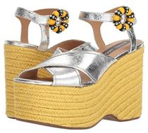 MARC JACOBS THE MARC JACOBS Casual Style Blended Fabrics Street Style Strap Sandals