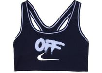 Off-White Activewear Tops