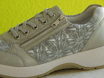 rieker Round Toe Casual Style Low-Top Sneakers
