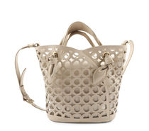 repetto Casual Style Elegant Style Logo Shoulder Bags