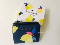 kate spade new york Leather PVC Clothing Small Wallet Folding Wallets