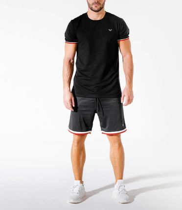 SQUAT WOLF Tops Street Style Co-ord Activewear Tops 3