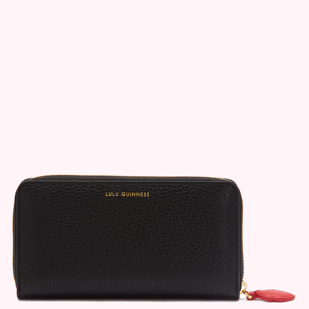 shop lulu guinness wallets & card holders