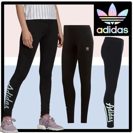adidas Casual Style Street Style Bottoms