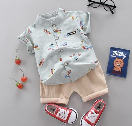 PatPat Co-ord Baby Boy Tops