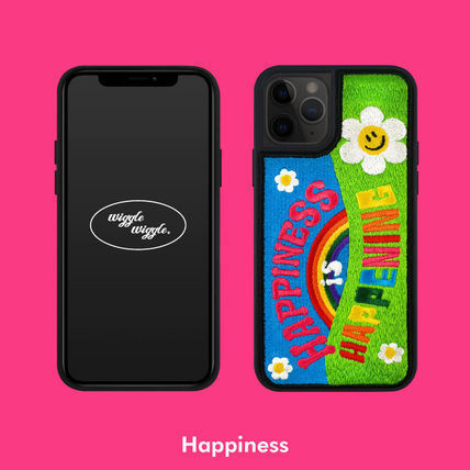 Plain Logo Smart Phone Cases